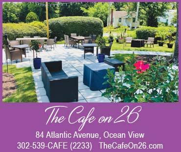Cafe on 26 JUL2021