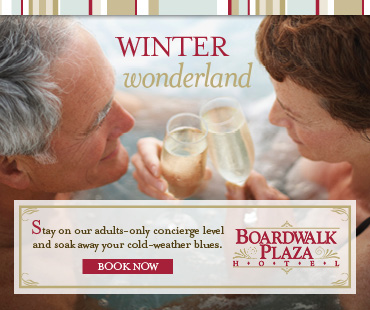 Boardwalk Plaza Holiday 2016