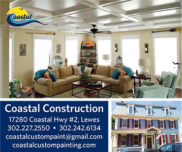 Coastal Custom Painting