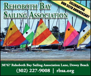 Rehoboth Bay Sailing-APRIL2018