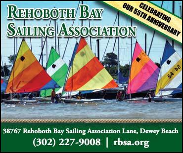 Rehoboth Bay Sailing-APRIL2018