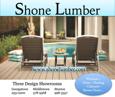 Shone Lumber- May 2017
