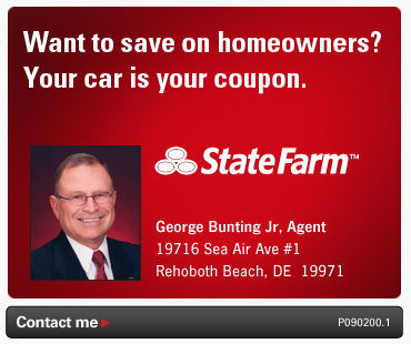 George Bunting, Jr - State Farm Agent