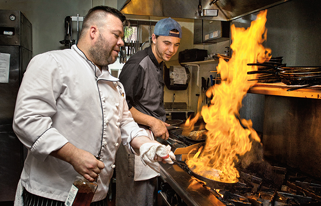 chefs Can't Stand the Heat? - Delaware Beach Life