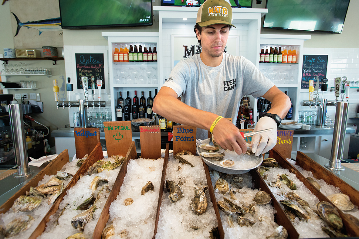 culinarycoastoyster The Oyster Is Their World  - Delaware Beach Life
