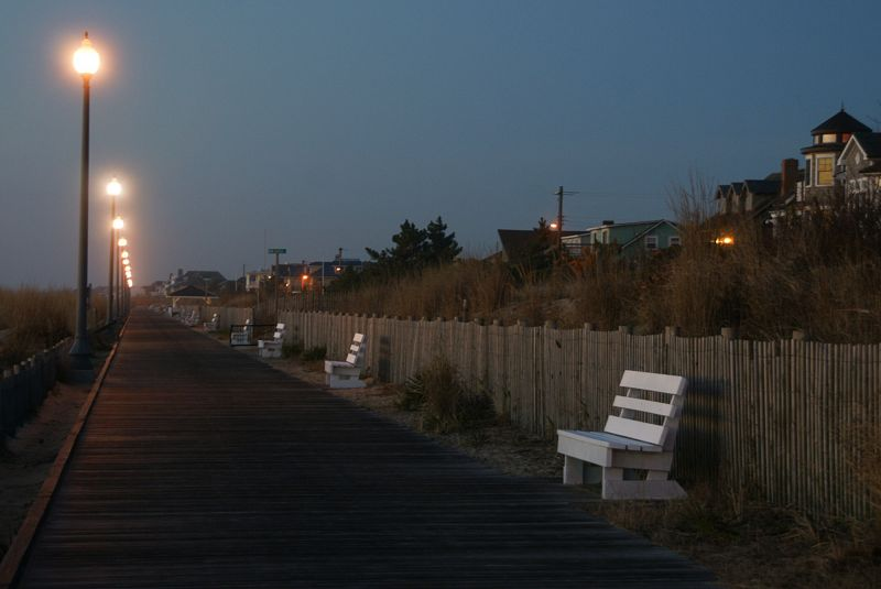 Rehoboth_Boardwalk_at_Dawn_by_Don_Gerberg-2992-800-600-80 Photographs by Our Readers - Delaware Beach Life