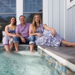 OwnersAndDaughterByPool_1_CloseCrop_cmyk-3047-150-150-100-c Just Beachy - Delaware Beach Life