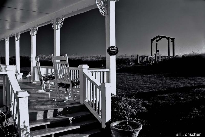 Addy Sea front porch