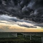 S3 Storm clouds over Rehoboth Bay Marta Nammack
