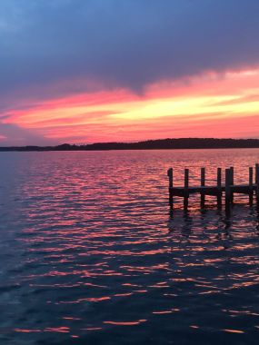 Little Assawoman Bay in Fenwick Island SMALL