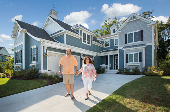 realestate New-Fashioned Appeal - Delaware Beach Life